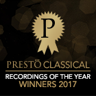 Presto Classical Recordings of the Year 2017 - Winners