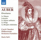 Auber Overtures