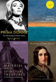 New Books 8th March