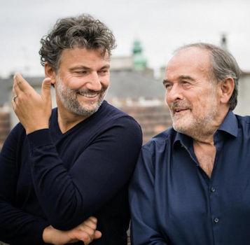 Jonas Kaufmann and Helmut Deutsch