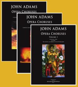 John Adams Opera Choruses