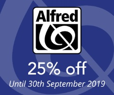 Alfred - 25% off