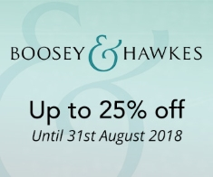 Boosey & Hawkes-  25% off