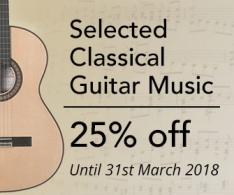 Classical Guitar- 25% off