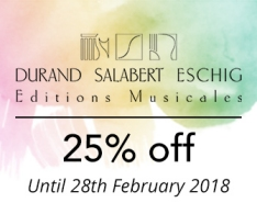 Durand - 25% off