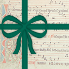 Early music gifts