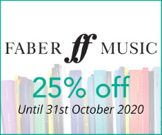 Faber - 25% off