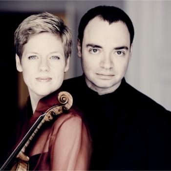 Isabelle Faust and Alexander Melnikov
