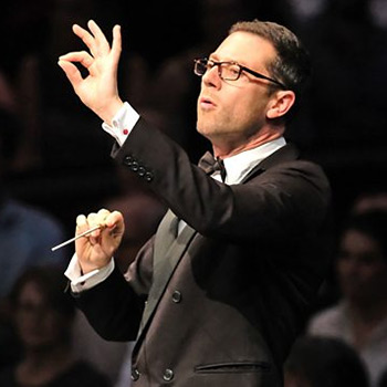 John Wilson conducts Copland's Third Symphony and Connotations