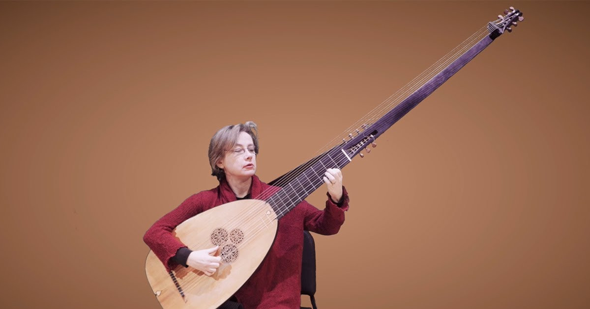 Elizabeth Kenny on Old and New Music for Theorbo | Presto