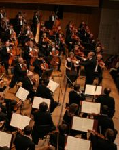 photo of the Lucerne Festival Orchestra