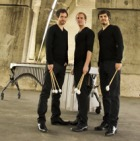 Bach on the Marimba: Trio SR9