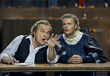 Image from Bayreuth Meistersinger