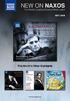 New on Naxos May