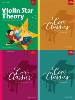 New ABRSM Publications March 2020
