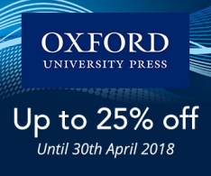Oxford University Press - up to 25% off