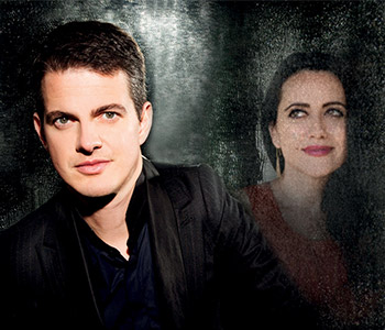 Philippe Jaroussky and Amanda Forsythe