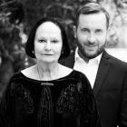 Tessa Uys and Ben Schoeman