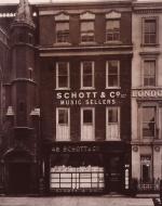 Schott's London Branch