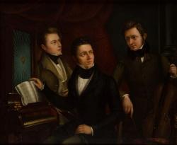Bernhard Schott's Sons Portrait