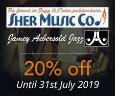 Sher Music & Jamey Aebersold - 20% off