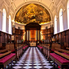 The Wren Chapel at the Royal Hospital Chelsea