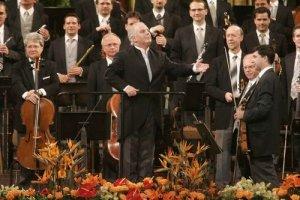 Daniel Barenboim and the Vienna Philharmonic