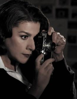 Cecilia Bartoli in character!