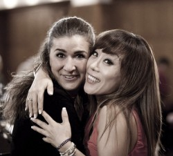 Cecilia Bartoli and Sumi Jo