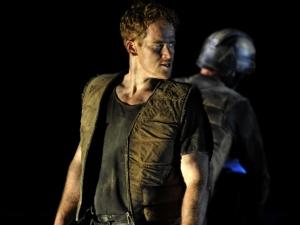 Duncan Rock as Tarquinius