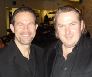 Gerald Finley and Simon O'Neill