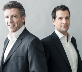 Thomas Hampson and Luca Pisaroni