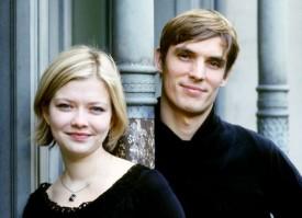 Alina Ibragimova and Cédric Tiberghien