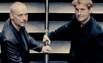 Mark Padmore and Kristian Bezuidenhout