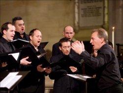 Nigel Short conducting Tenebrae