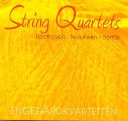 Beethoven, Nordheim & Bartok: String Quartets