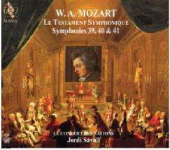 Mozart: Le Testament Symphonique