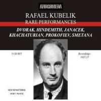 Rafael Kubelik - Rare Performances