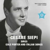 Cesari Siepi Sings Cole Porter and Italian Songs