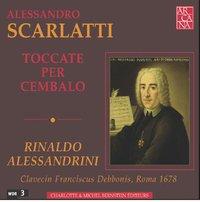 A. Scarlatti - Toccate per Cembalo