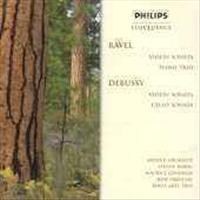 Ravel & Debussy: Violin Sonatas & other chamber works
