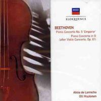 Beethoven: Piano Concerto No. 5 & Piano Concerto in D major