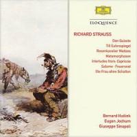 Strauss: Don Quixote, Till Eulenspiegel. Rosenkavalier Waltzes & other orchestral works