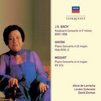 Bach, Mozart & Haydn: Piano Concertos