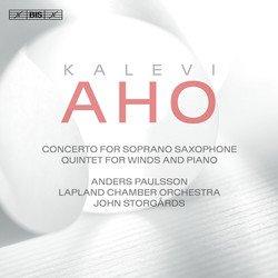 Aho: Saxophone Concerto