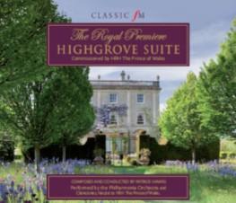 Patrick Hawes: The Highgrove Suite