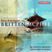 Britten / McPhee