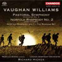 Vaughan Williams: Norfolk Rhapsody No. 2, etc.