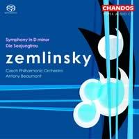Zemlinsky: Die Seejungfrau & Symphony No. 1