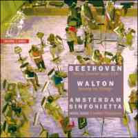 Beethoven: String Quartet No. 16 & Walton: Serenade for Strings